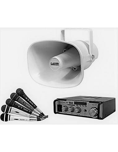 Kit impianto voce per laboratorio