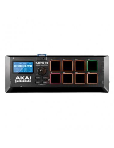 AKAI MPX8 Lettore camp. audio da SD Card