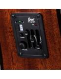 CORT AF510 Chitarra acustica elettrificata con custodia