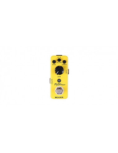 MOOER FLEX BOOST Boost Overdrive Analogico