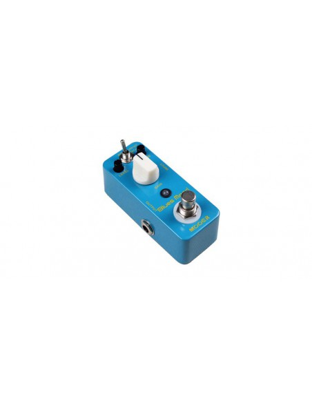 MOOER BLUES MOOD Overdrive Analogico