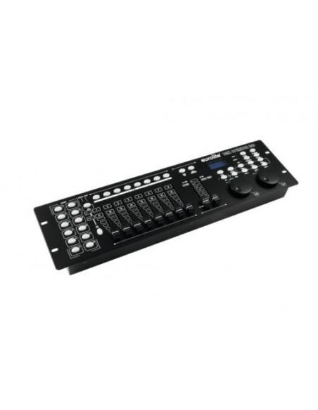 EUROLITE DMX Operator 240 Controller DMX per 12 unità effetto luce