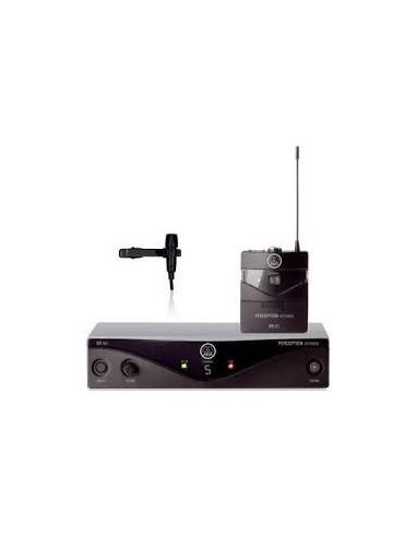 AKG WMS45 RADIOMICROFONO LAVALIER