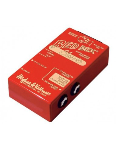 HUGHES & KETTNER Red Box Classic