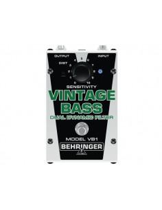 BEHRINGER VINTAGE BASS VB1 Vintage Dual Dynamic Filter