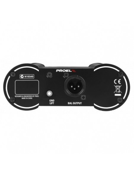 PROEL Direct100P D.I. box