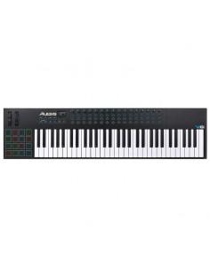 ALESIS VI61 Advanced 61-Key USB/MIDI Keyboard Controller