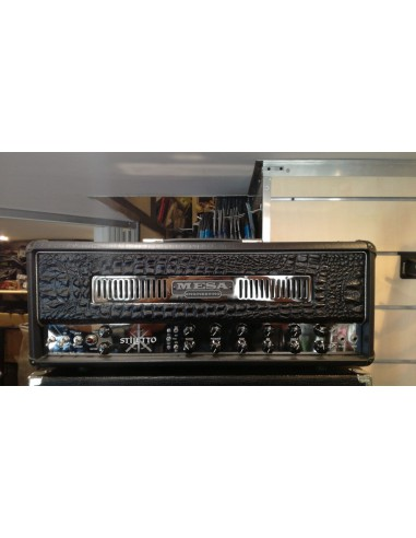 Mesa Boogie Stiletto Trident Amplifier Head con Footswitch