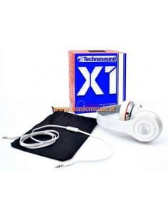 TECHNOSOUND X1 CUFFIA DJ - LIVE