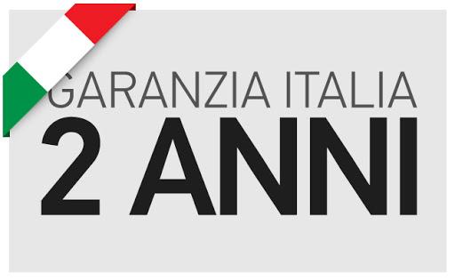 garanzia italiana 24 mesi